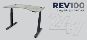 REV100 Height-Adjustable Desk Data Sheet