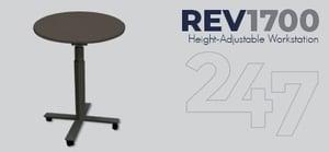 REV1700 Height-Adjustable Workstation Data Sheet