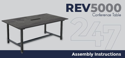 Conference Table Assembly Instructions