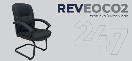 REVEOC02 Executive Visitor Chair Data Sheet