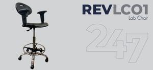 REVLC01 Lab Chair Data Sheet
