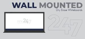 Wall Mounted Whiteboards Data Sheet