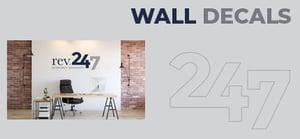 Wall Decals Data Sheet